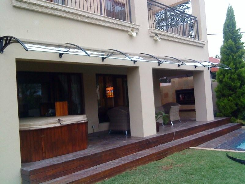 Pool Area Canopy