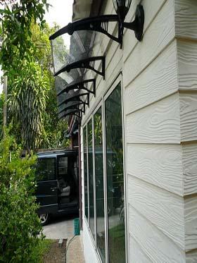 The Tweed Window Awning