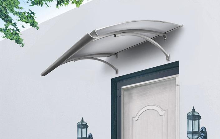 The Haymen Canopy · Stradbroke Awnings · Byron Door Canopy