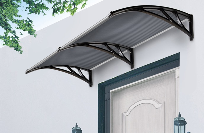 Exterior Window Awnings : The hamilton outdoor window awning cover mm