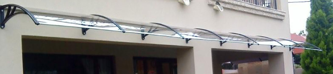 Connecting Awnings